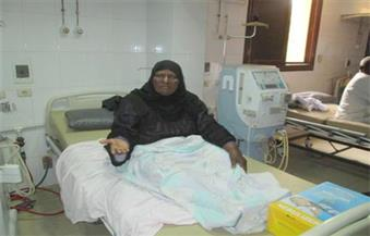 بالصور.. غضب  بين مرضى الفشل الكلوي بوحدة دراو بأسوان بعد تعطل ماكينات الغسيل