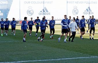 ريال مدريد يواصل تدريباته استعدادًا لمواجهة ديبورتيفو ألافيس في الدوري الإسباني