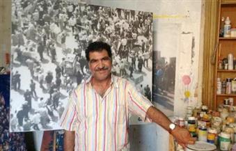 """التشكيلي محمد عبلة عن """"القاهرة.. ناس وشوارع"""": أعشق التنوع.. وسعيد بعرض أعمالي بالكويت"""