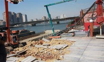 إزالة 159 حالة تعدٍ على نهر النيل والأراضي الزراعية في كفر الشيخ