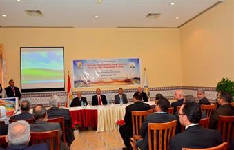 بالصور.. رئيس جامعة أسيوط يفتتح المؤتمر الدولي حول الطفلة الزيتية ومصادر الطاقة من أجل التنمية المستدامة