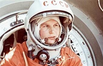 """""""فالنتينا تريشكوفا"""" أول سيدة تصعد للفضاء تحتفل اليوم بعيد ميلادها الـ80"""