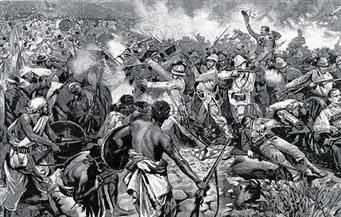 """في ذكرى هزيمتها إيطاليا.. شُعلة السد الإثيوبي تتوهج 11 شهرًا.. و90 ألفًا يدعمون """"النهضة"""" بماراثون"""