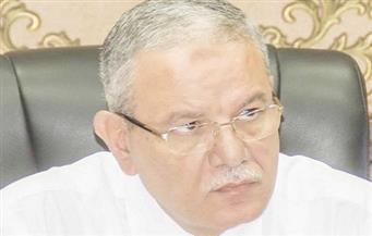 محافظ المنيا يتفقد المركز التكنولوجي لخدمة المواطنين بمجمع المصالح