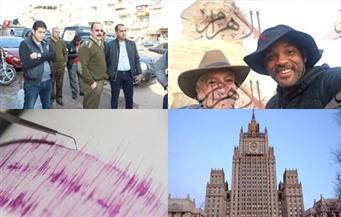 سقوط الحظر.. تجربة دمياط.. دعم السياحة.. حل سوريا.. لزلزال تايوان بنشرة السادسة