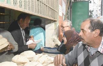 ضبط مسئول بمنظومة الخبز استولى على 1.2 مليون جنيه