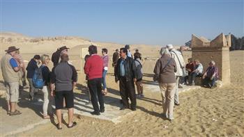 سفيرة التشيك بالقاهرة: ارتفاع مبيعات البرامج السياحية إلى مصر في بلادنا