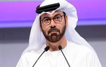 وزير شئون مجلس الوزراء الإماراتي يصل القاهرة