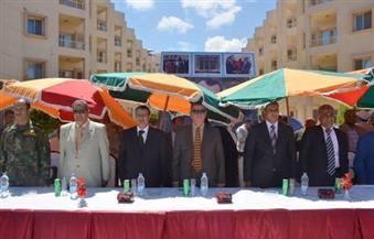 بالصور.. محافظ كفرالشيخ يشهد حفل تكريم للأيتام بإحدى المؤسسات الخيرية ببلطيم