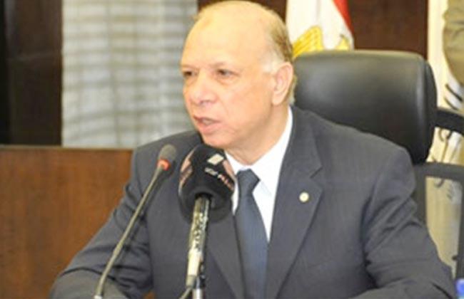 محافظ القاهرة يستقبل وفدى الكنيسة المصرية والطائفة الإنجيلية للتهنئة بحلول عيد الفطر -