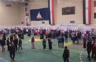 2500 شاب وفتاة يسجلون بملتقى التوظيف بالإسكندرية في 120 دقيقة