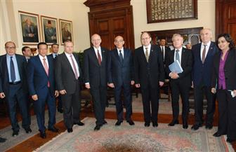 وزير الزراعة ونظيره الألماني يؤكدان حرصهما على توطيد سبل التعاون الزراعي بين البلدين وإقامة شراكة حقيقية