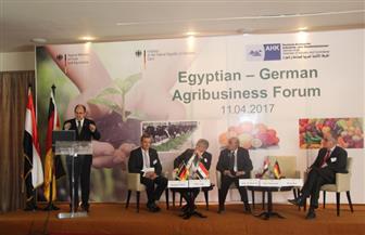 مصر وألمانيا: بدء مرحلة جديدة من التعاون في زراعة وتصنيع الغذاء ونقل التكنولوجيا المتطورة لمشروع المليون فدان