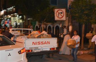 محافظ سوهاج يوجه برفع الإشغالات من الشوارع ومراجعة رخص السيارات