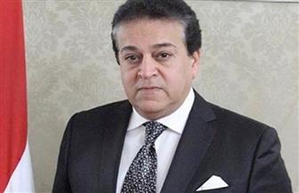 وزير التعليم العالي يؤكد أهمية الاستفادة من العلاقات المصرية - الروسية في مجالات العلوم والتكنولوجيا