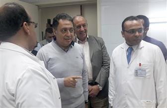بتكلفة 45 مليون جنيه.. وزير الصحة يتفقد مستشفى العزازي للصحة النفسية بالشرقية تمهيدًا لافتتاحه