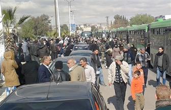 سكان أحياء جنوب دمشق يرفضون اتفاق إيران والمعارضة  بالخروج من بلداتهم