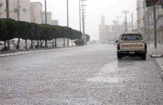 """إغلاق طريق """"سفاجا – قنا"""" بسبب السيول والأمطار الغزيرة"""