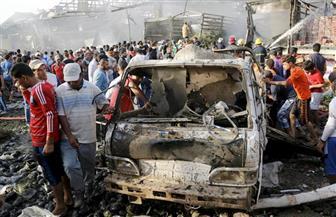مقتل وإصابة 10 أشخاص في انفجار شاحنة مفخخة بالرمادي