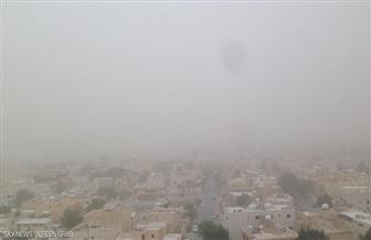 استمرار تعليق الدراسة في مدن سعودية بسبب موجة الغبار