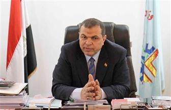 سعفان: دراسة الرؤى والمقترحات مع مديري القوى العاملة بـ 27 محافظة