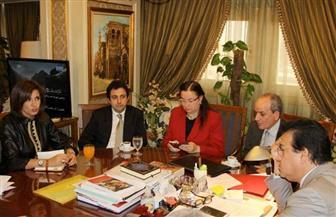 وزير التعليم العالي: إنشاء قاعدة  بيانات للعلماء المصريين في مجالات الدواء والطاقة النووية