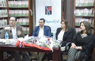 """بالصور.. صبحي موسى: كتبت رواية """"نقطة نظام"""" قبل ثورة يناير.. وغيرت عنوانها"""
