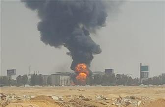 مصدر أمني يكشف سبب انفجار ماسورة غاز القاهرة الجديدة.. ويعلن القبض على المتسبب