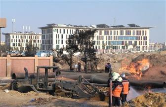 رئيس أنابيب البترول: توفير البوتاجاز لمنطقة انفجار التجمع.. والبدء في حصر التلفيات