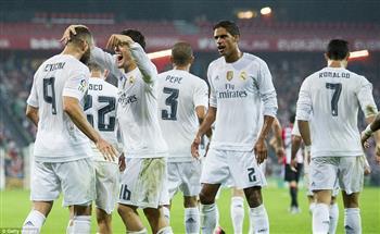 """""""رأسيتان تنقذان زيدان"""".. ريال مدريد يحصد نقطة صعبة بعد التعادل مع بروج البلجيكي"""