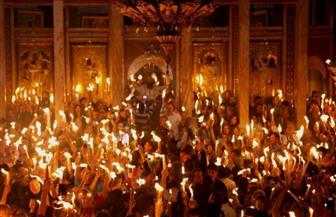 """كنائس وأديرة الأقصر تحتفل  بـ""""سبت النور"""""""