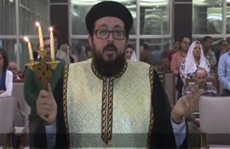 ننشر فيديو قداس عيد القيامة لمصابى الأحداث الإرهابية وأسرهم بالمستشفيات العسكرية