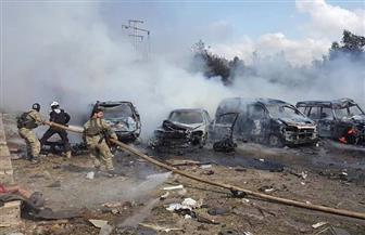 ارتفاع أعداد ضحايا تفجير حي الراشدين بحلب السورية إلى 120 قتيلًا
