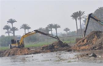 إزالة 93 حالة تعد على الأراضى الزراعية ومنافع الري في سوهاج