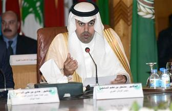 رئيس البرلمان العربي: قرار الرئيس الأمريكي الظالم يسعى لطمس الهوية العربية للقدس المحتلة