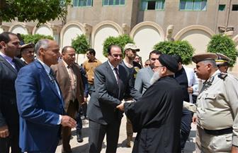 """محافظ الدقهلية: احتفالات """"عيد القيامة"""" أثبتت تلاحم المصريين"""