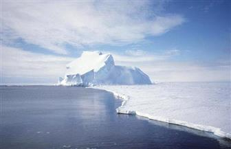 """""""ناسا"""" ترصد بالصور صدعًا جليديًا قرب القطب الشمالي"""