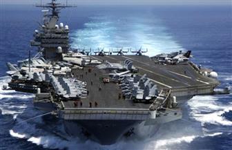 """وصول حاملة الطائرات الأمريكية """"كارل فينسون"""" إلى البحر الشرقي قرب كوريا الأسبوع المقبل"""