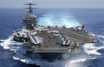 """مسئول بالبنتاجون: حاملة الطائرات """"كارل فينسون"""" تواصل الإبحار تجاه شواطئ بيونج يانج"""