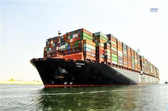 16 سفينة حاويات وبضائع عامة حركة السفن بمواني بورسعيد خلال 24 ساعة