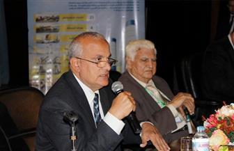 رئيس جامعة طنطا يشارك بالمؤتمر الثاني للأمراض الصدرية بالمنصورة
