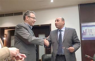 """كرم جبر: تكليف """"هشام لطفي"""" بمهام رئيس مجلس إدارة الأهرام.. وإحالة استقالة """"النجار"""" للجهات المختصة"""
