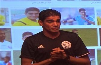 لماذا تم اختيار إبراهيم نور الدين لإدارة مباراة مصر وبتسوانا الودية