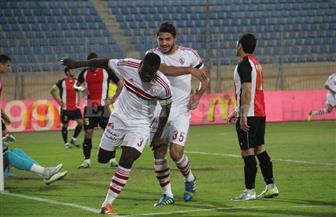 مرتضى منصور يهنئ لاعبي الزمالك بالفوز على طلائع الجيش بثلاثية نظيفة