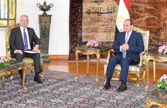 """صوت أمريكا: ماتيس في القاهرة لدفع مصر """"للبقاء على موقفها المتشدد في مواجهة الإرهاب"""""""
