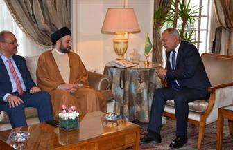 أبو الغيط يؤكد أولوية الحفاظ على وحدة العراق وسلامته الإقليمية