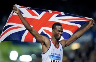 مقتل لاعب القوى البريطاني الأوليمبي ماسون في حادث دراجة نارية