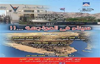 """راتب والشرقاوي وعكاشة ضيوف ندوة """"سيناء في  المواجهة"""" بالهناجر الإثنين المقبل"""