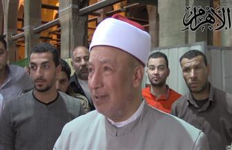 """أمين الدعوة: منهجنا صنع أمة وأسس حضارة.. ولو سقط الأزهر لـ""""سقطت"""" مصر   فيديو"""