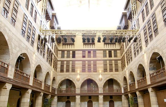مناقشة العمارة المصرية ومناظر العزف والموسيقى في بيت المعمار المصري الثلاثاء